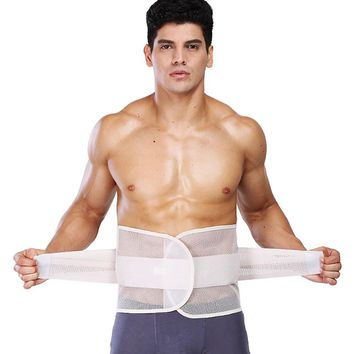 Best Sale Guys Belly Waist Abdomen Shaper Tummy Trimmer Cincher Girdle Belt Burn Fat corset belt ceinture homme