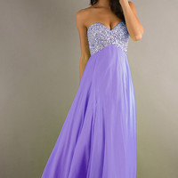 2013 Prom Dresses Empire Sweetheart Chiffon With Rhinestone ML-93023,Best Prom Dresses