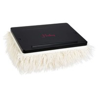 Faux Fur Superstorage Lapdesk 2