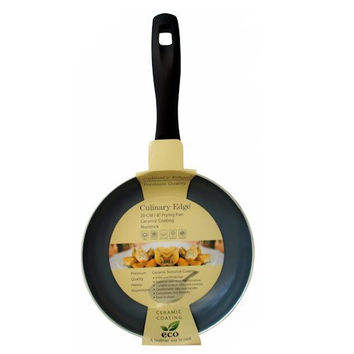 Culinary Edge 24012 Ceramic Non-Stick Fry Pan, 12-Inch