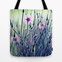 Brave One Tote Bag by Ann B.
