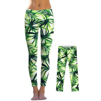 Island Life Lucy Leggings - Mommy and Me