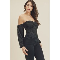 To The Coast Bodysuit