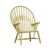 Whistler Wood Accent Chair