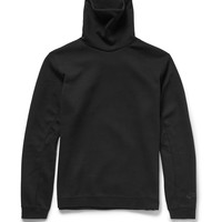 Nike - Funnel-Neck Cottton-Blend Tech Fleece Sweatshirt | MR PORTER