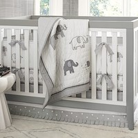 Taylor Organic Nursery Bedding Set