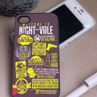 Welcome to Night Vale Quotes | iPhone 4 4S 5 5S 5C 6 6+ Case | Samsung Galaxy S3 S4 S5 Cover | HTC Cases