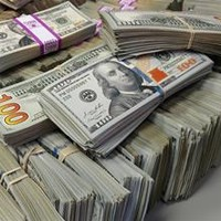 BUY $10K, Distressed Full Print $100 Bills, Frt & Back, Std-Grade, New Style. Our most realistic hand-made Money - RJR Props