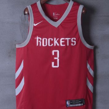 Houston Rockets #3 Chris Paul Nike Icon Edition NBA Jerseys