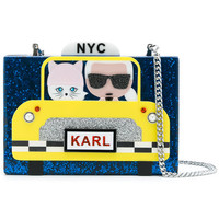 Karl Lagerfeld Karl NYC Taxi Clutch - Farfetch