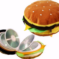 B2 – HAMBURGER 24 DISC – CD HOLDER