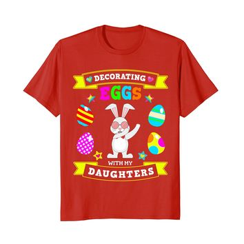 Dabbing Easter Bunny Shirt for Moms & Dads Easter Dab