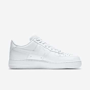 HCXX NIKE AIR FORCE 1 '07 - WHITE/WHITE