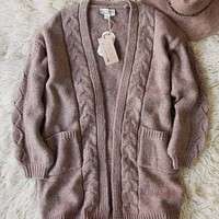 Sun Valley Cozy Sweater