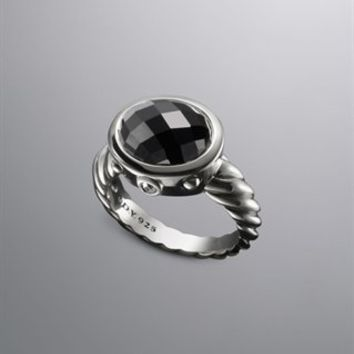 David Yurman | David Yurman Gifts Under $750 | DavidYurman.com | Renaissance Ring, Black Onyx