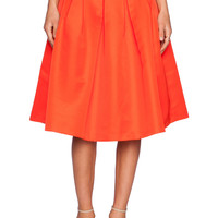 ELLIATT Procession Skirt in Red