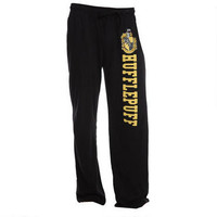 Hufflepuff Crest Black Lounge Pants |