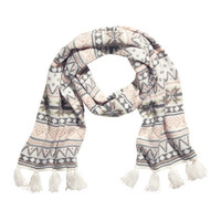 Knit Scarf - from H&M