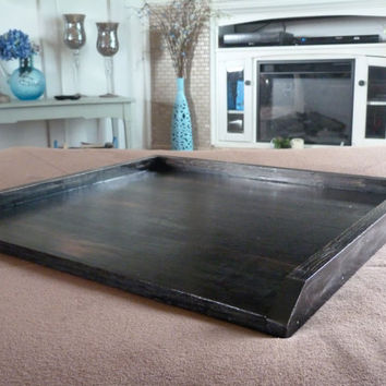 Ottoman Tray, Wooden Board, Serving Tray, RV Stove Cover,  Country Kitchen Board, Wooden Tray, Stove Top Cover, Laundry Room, Noodle Board