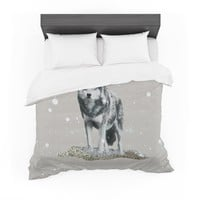 "Monika Strigel ""Wolf"" Cotton Duvet"