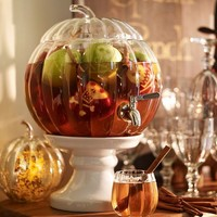 Pumpkin Drink Dispenser
