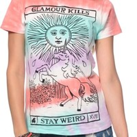 Glamour Kills Unicorn Forever T-Shirt