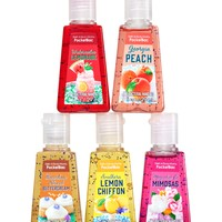 5-Pack PocketBac Sanitizers Springtime Charm