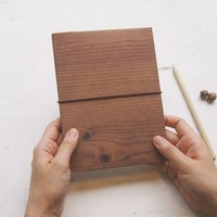 MochiThings: Brown Tree File Notebook