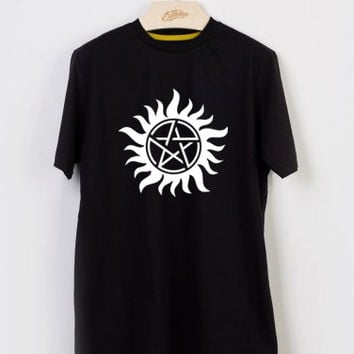 supernatural tattoo T-shirt Men, Women and Youth