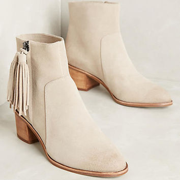 Miss Albright Amarie Tassel Booties