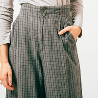 Plantation Plaid Pants