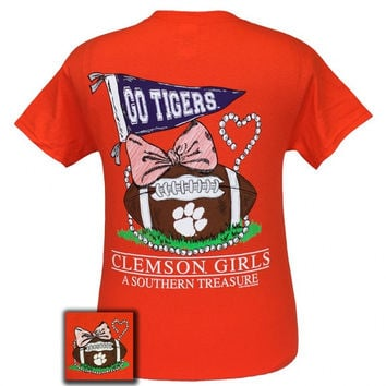 South Carolina Clemson Tigers Southern Treasure T-Shirt