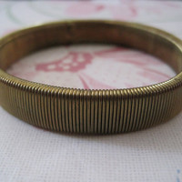 Vintage Stretch Bangle Bracelet
