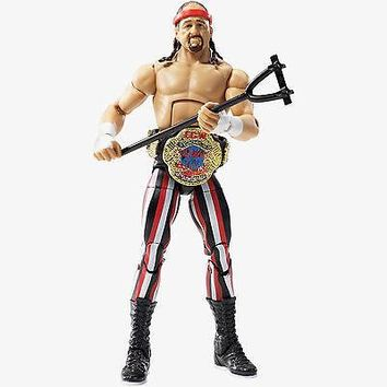 WWE Terry Funk Action Figure Elite 41 Wrestling Mattel Toy NEW