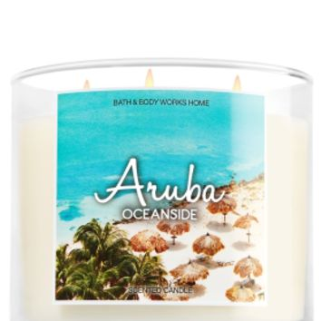 3-Wick Candle Aruba - Oceanside