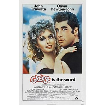 Grease Movie Poster Mini Poster 11inx17in