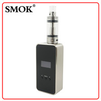 Original SMY 50 TC Mechanical Mod 18650 Vape Mod WITH SMOK VCT pro Tank Huge Vapor Atomizer 5ml