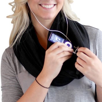 The Traveler's Hands Free Wrap