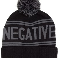 DISTURBIA NEGATIVE CREEP BEANIE