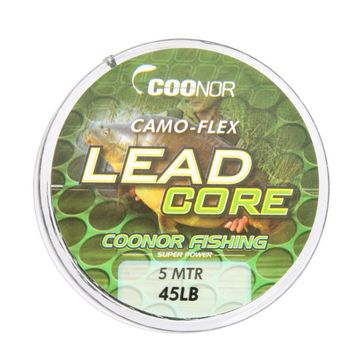 Portable Practical 45lb 5m Fishing Line Leadcore Camouflage Carp Braided Line Hair Rigs Lead Core Tackle Fishing Accessories