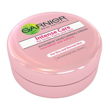 Garnier Skin Naturals Intense Care Multi Usage Moisturising Cream 50ml