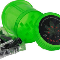 "Diamond Pudwill 7/8"" Allen With Green Grinder"