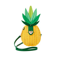 KITSCH PINEAPPLE CROSSBODY: Betsey Johnson