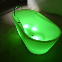 Generate Europe |  								LTT illuminated bathtub by Jan Puylaert for WET - Free Shipping