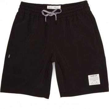 Fairplay Nori Shorts - Black
