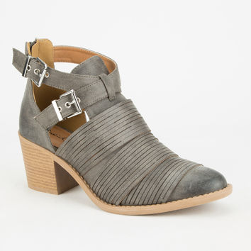 QUPID Tobin Womens Booties | Boots & Booties