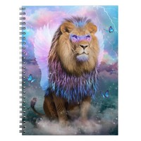 """The Strongest Souls Emerge"" (Lion King) Notebook"