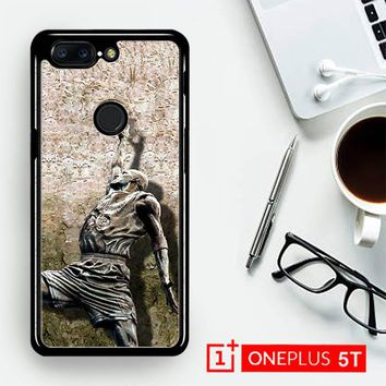 Michael Jordan Slam Dunk Carbonite V0979  OnePLus 5T / One Plus 5T Case