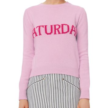 Saturday Pink Sweater