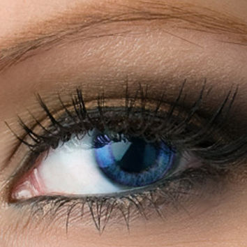 "Matte Taupe Brown Eyeshadow - ""Mink"" - Vegan Mineral Eyeshadow Net Wt 2g Large Mineral Makeup Eye Color Pigment"